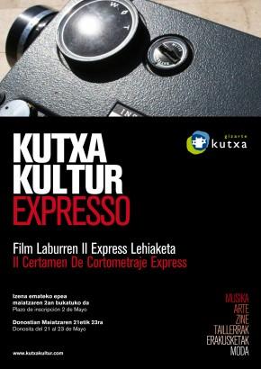 Kutxa Kultur Expresso