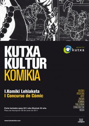 Kutxa Kultur Komikia