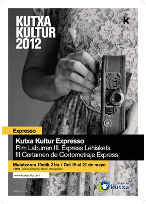 Kutxa Kultur Expresso III